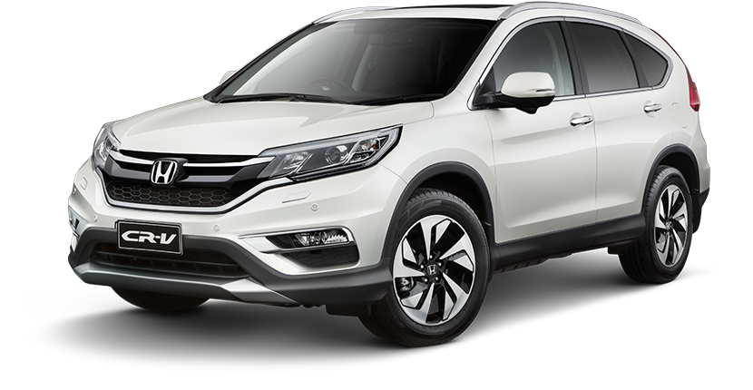 Rent a Self Drive automatic Car (CRV) in Goa